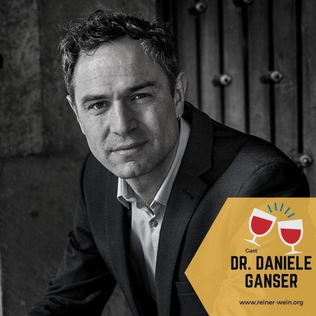 Reiner Wein Politischer Podcast Gast Dr. Daniele Ganser (Foto: Ingo Wösner)