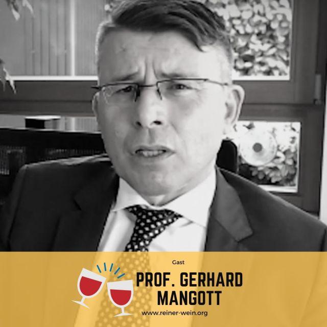 Reiner Wein Politischer Podcast Wien Gast Gerhard Mangott
