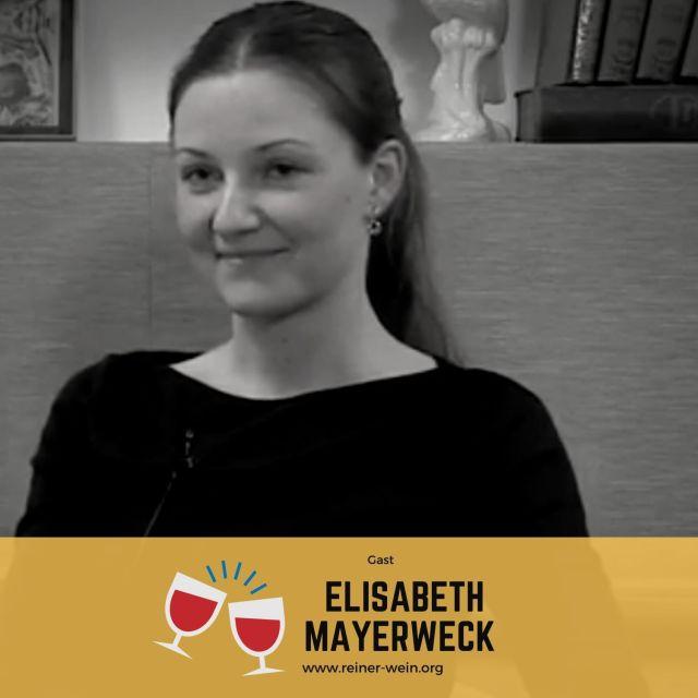 Reiner Wein Politischer Podcast; Elisabeth Mayerweck