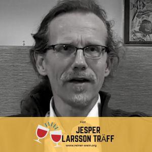 Reiner Wein Politischer Podcast Wien Gast Prof. Dr. Jesper Larsson Traeff