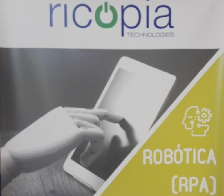 Robotización en Ricopia Technologies
