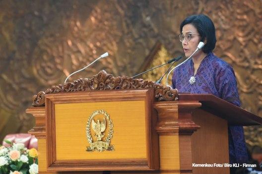 DPR Setujui RUU APBN Tahun 2020