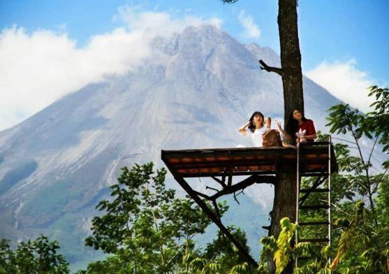 Indahnya Jurang Jero, Objek Wisata Alam Di Magelang