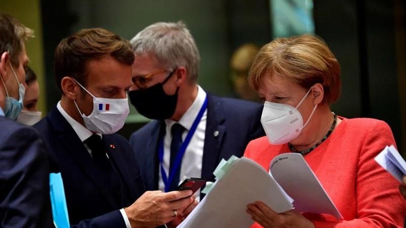 Uni Eropa Sepakati Dana Pemulihan Ekonomi Pasca Pandemi Virus Corona