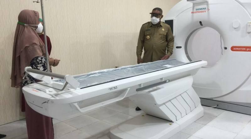 Anton Hadjon: Flores Timur Dapat Bantuan Alat Cuci Darah, PCR Dan CT-Scan