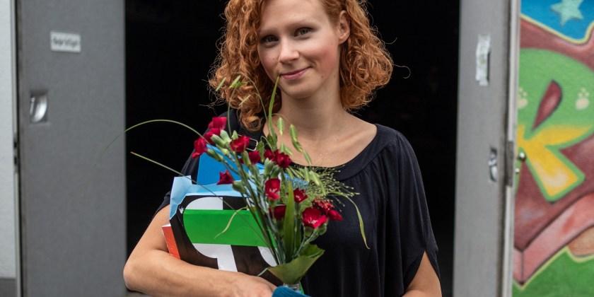 Leonie Reineke. Foto: Martin Hufner