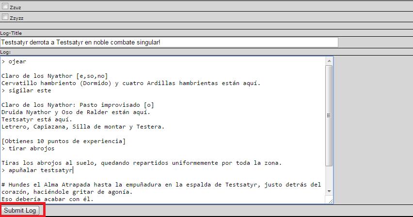 Cómo subir logs a la Deathlogs - Paso 8