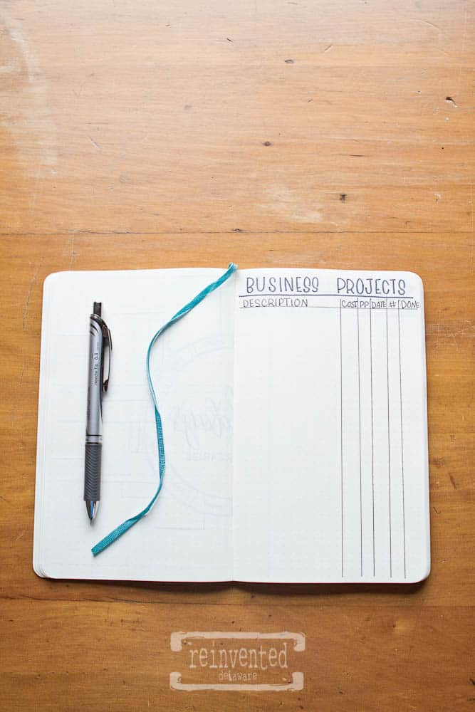 BuJo for Business