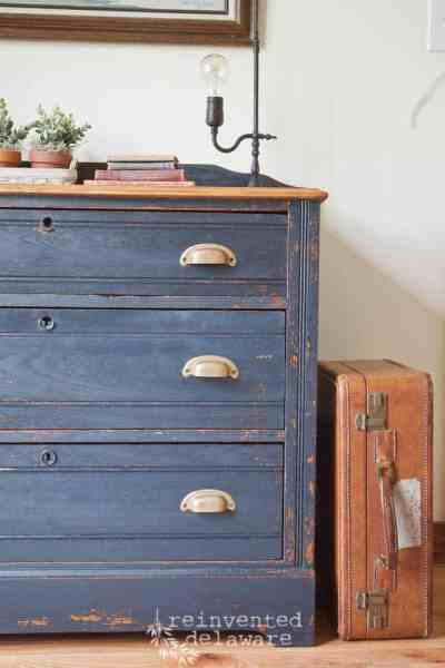 Repairing Drawers on an Antique Dresser