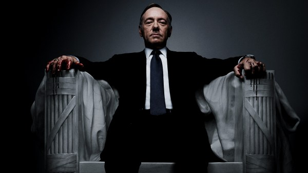 House of Cards via Netflix