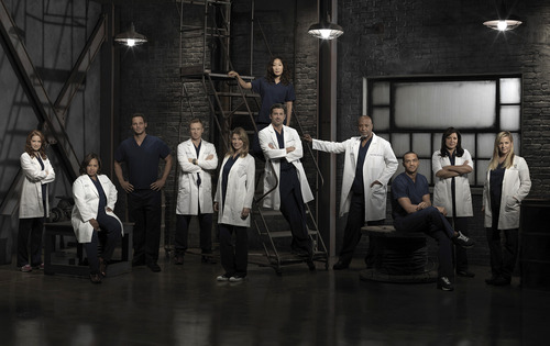 Grey's Anatomy via TVguide.com