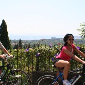 Corfu fietsen 8 dagen per vliegtuig