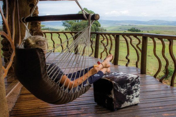 Het dak van Zuid-Afrika