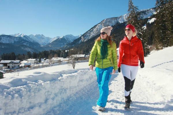 Langlaufreis & wandelreis Tirol - Reutte