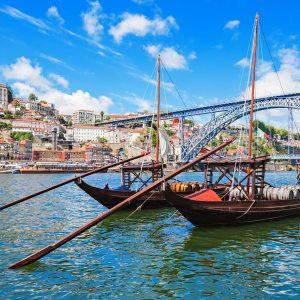 Noord-Portugal per vliegtuig 13 dagen