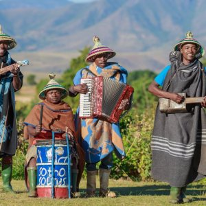 Zuid-Afrika en Lesotho - Het Koninkrijk in de Wolken