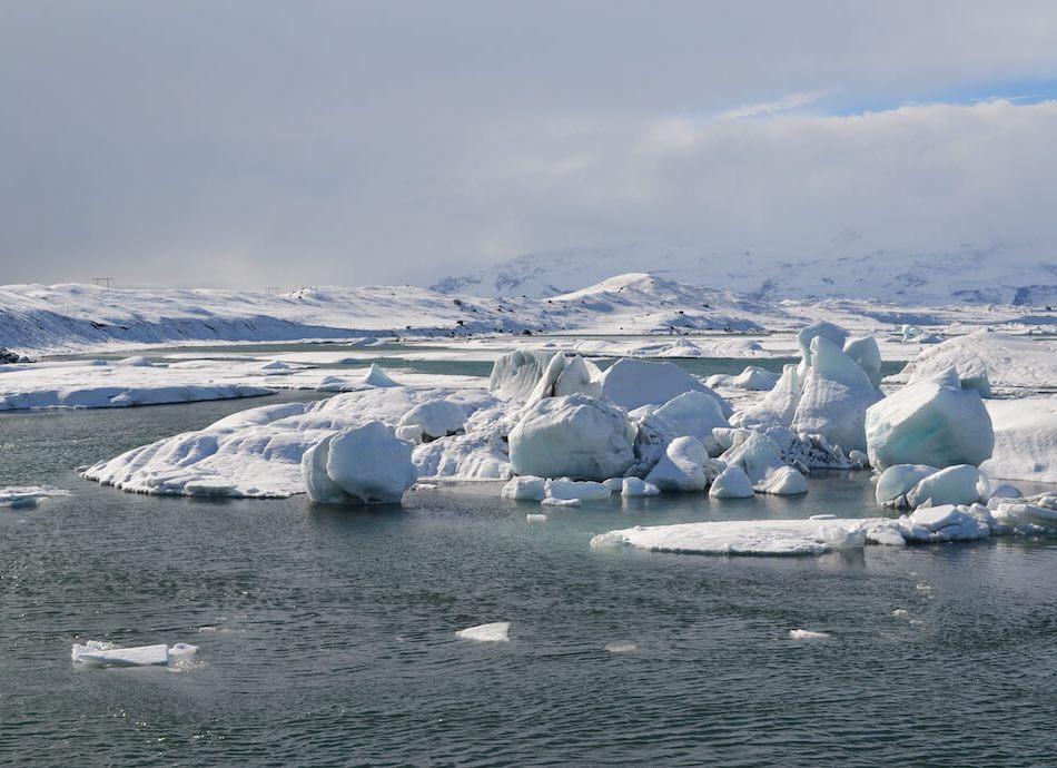 IJsland in de winter