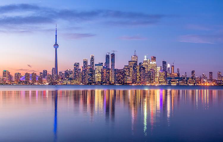 Canadese steden
