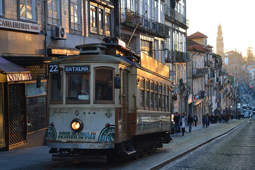 Gratis stopover: Porto