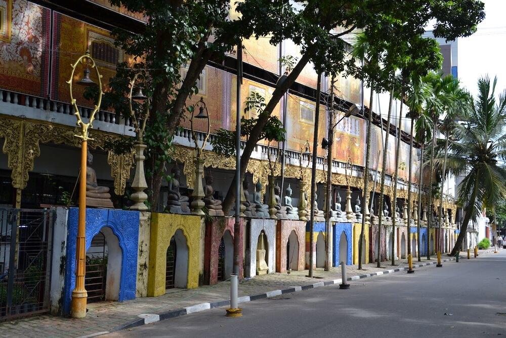 Wat te doen in Sri Lanka: tempels