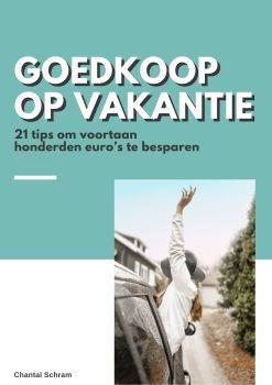 Cover ebook Goedkoop op Vakantie