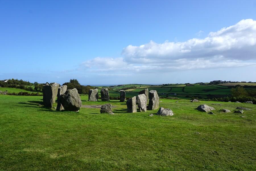 Roadtrip Ierland: Drombeg Stone Circle