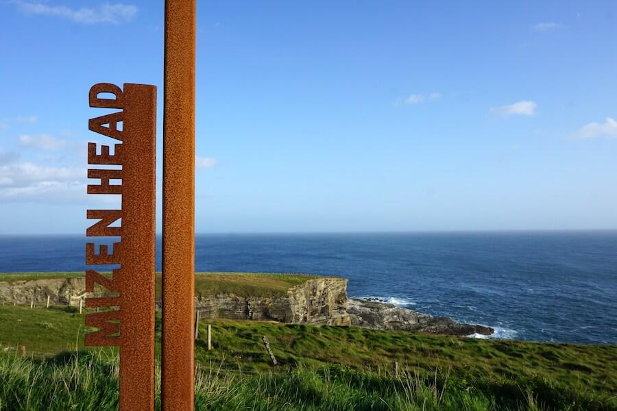 Roadtrip Ierland: Mizen Head