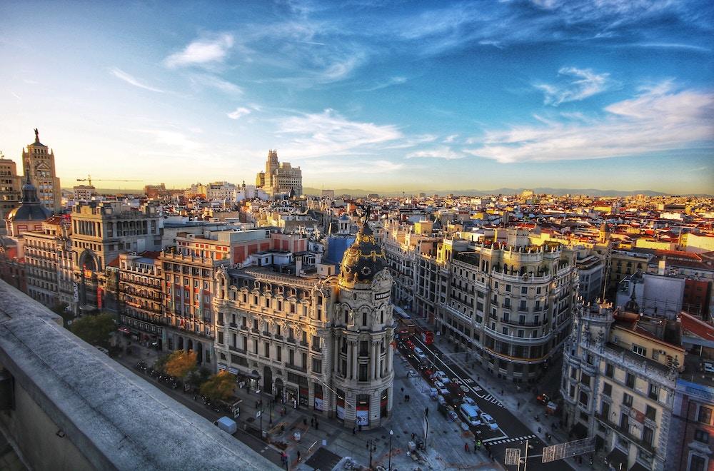 Leuke steden Spanje: Madrid