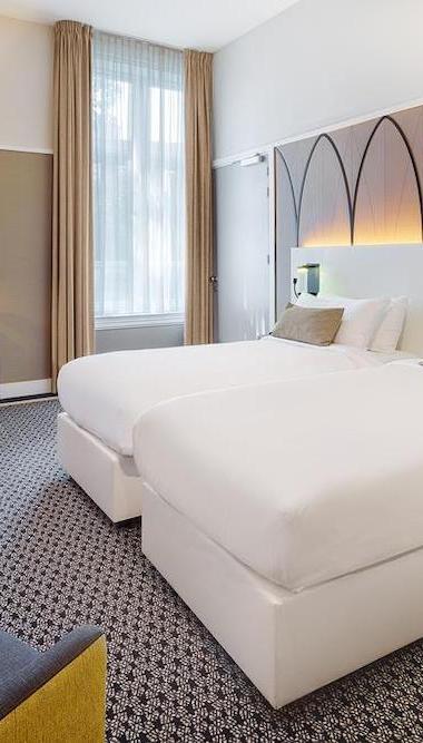 Bijzondere hotels Nederland: Hotel Nassau Breda