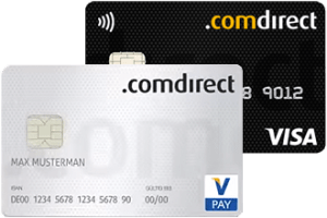 Geld abheben China - Comdirect