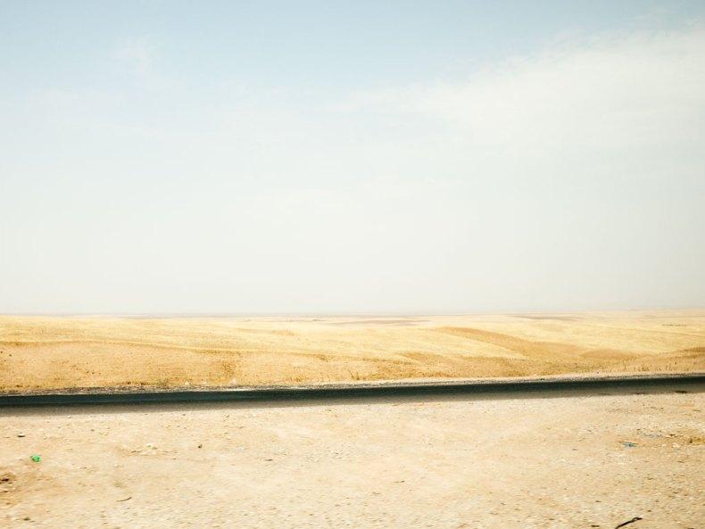 Erbil, Irak: 53° C, heiter bis wolkig