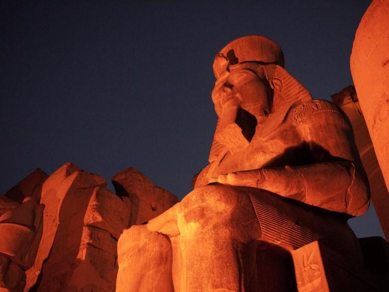 Luxus in Luxor