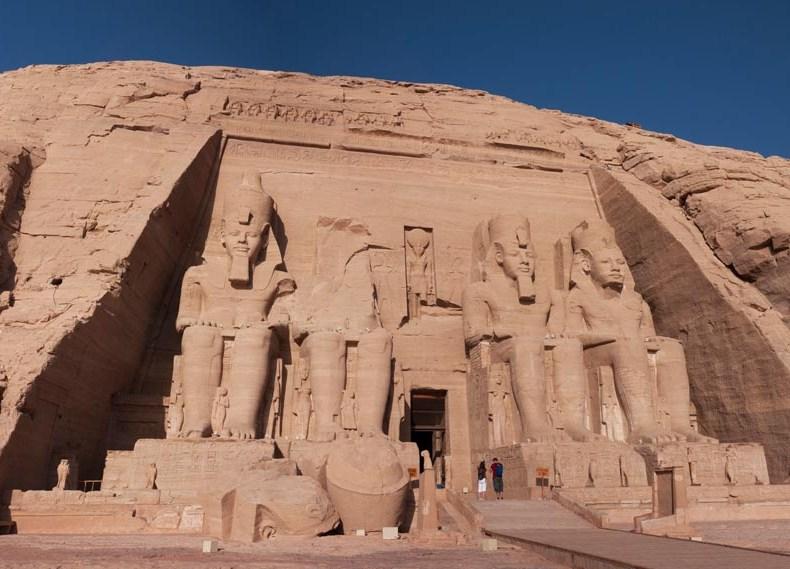 Ramses II lässt liebe Grüße ausrichten