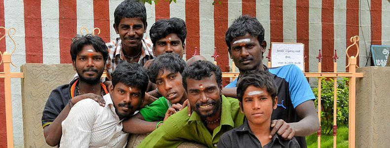 Indien Jungfrau für 9 Wochen