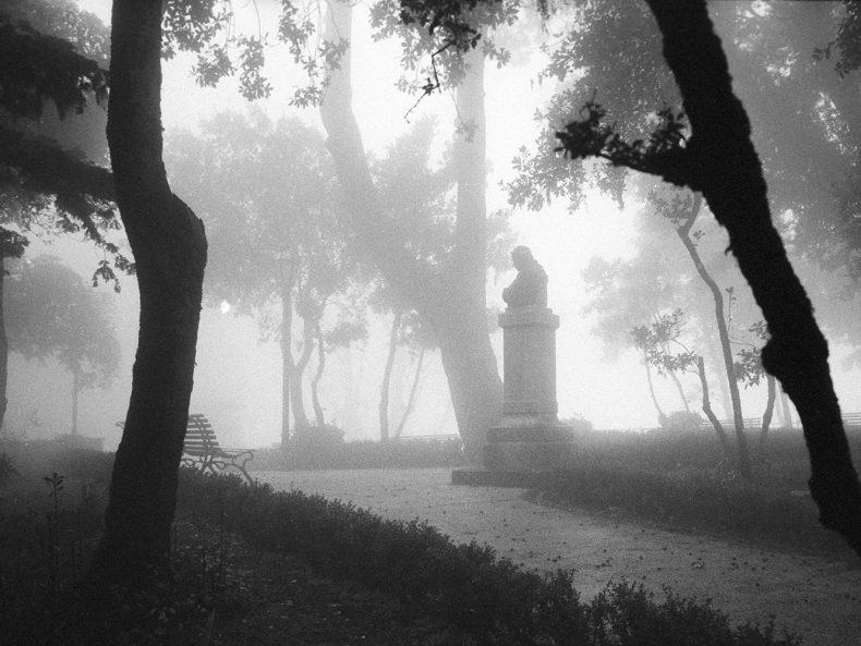 Sizilien im Nebel