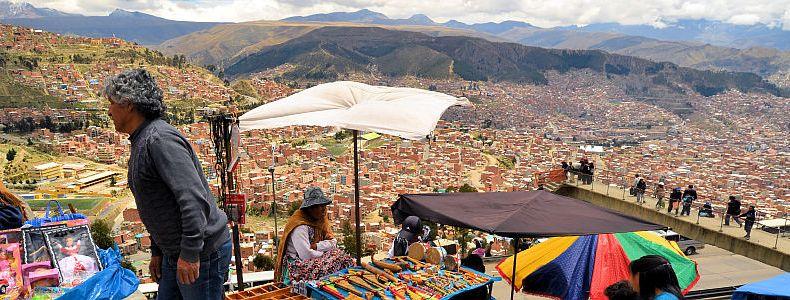 Größter Markt der Welt – Feria El Alto