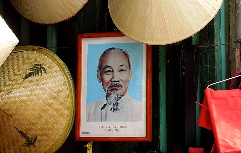 Der alte Mann und Ho Chi Minh