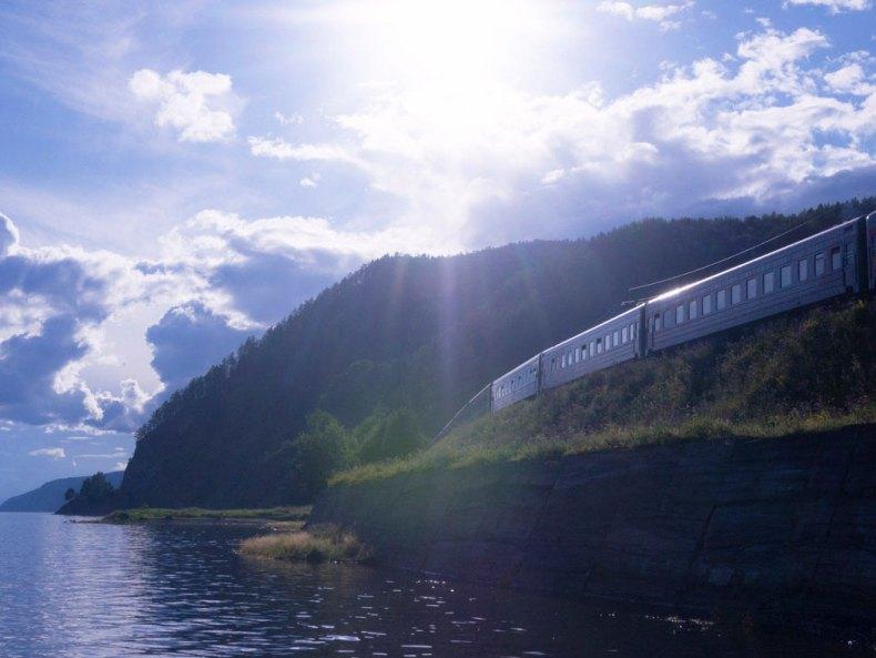 Zum Baikalsee und weiter