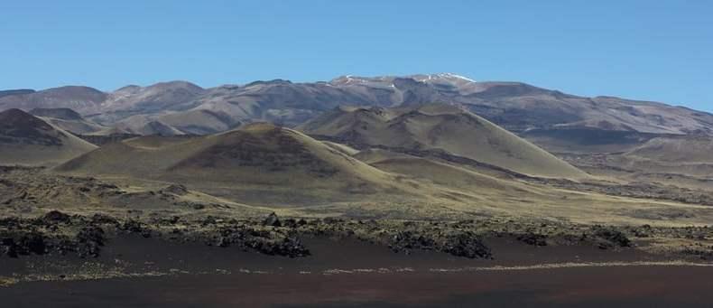 Im Land der schlafenden Vulkane