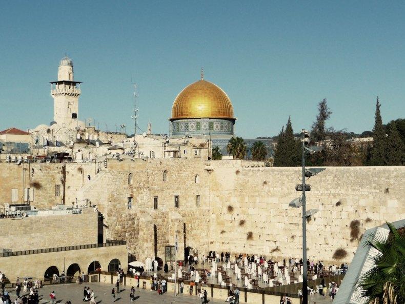 Eine Krippe aus Bethlehem