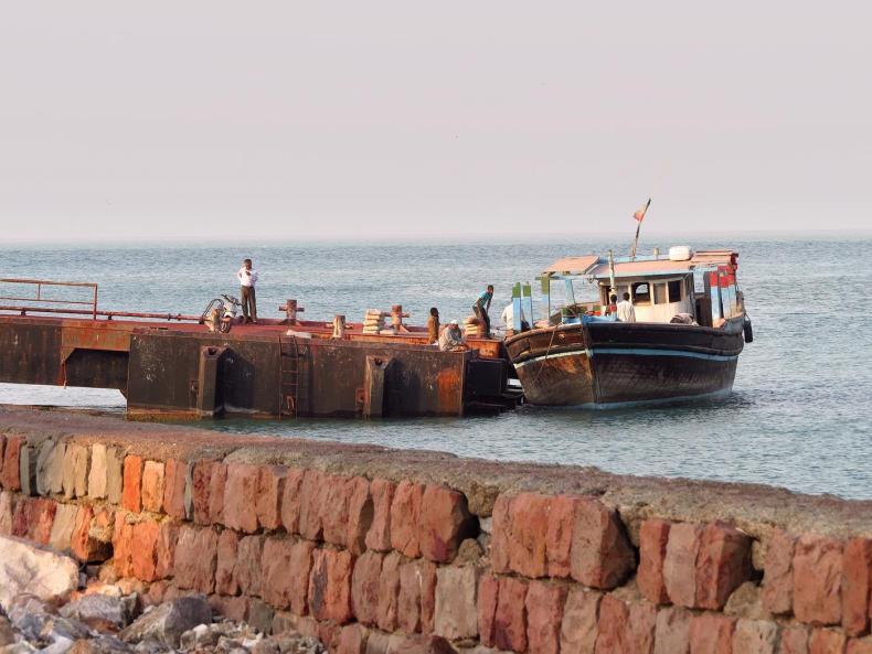 Bandar Abbas und die rasenden Schmuggler