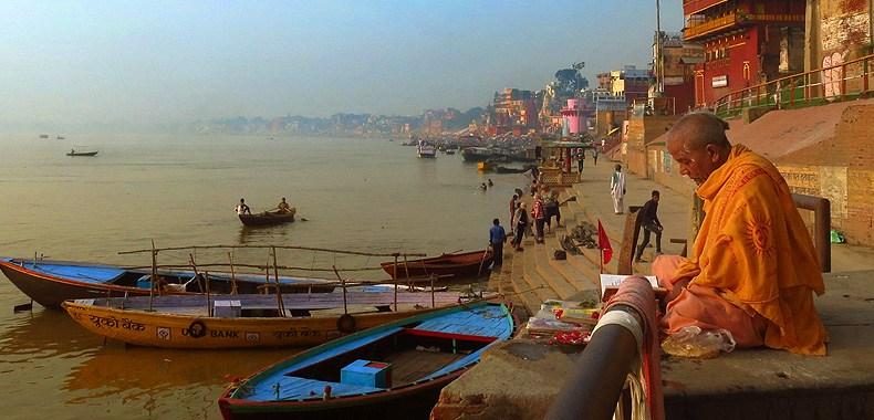 Varanasi und die Entspiritualisierung