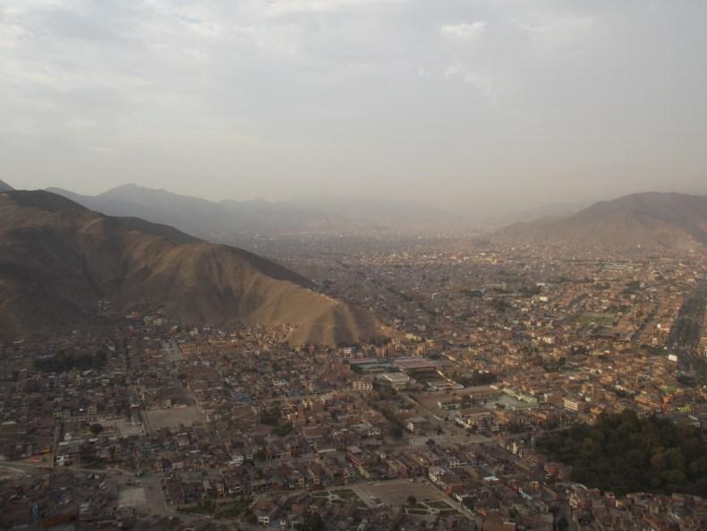Lima, du Chaotische