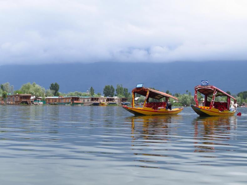 Kolonialer Charme und ein Hausboot mit Aussicht