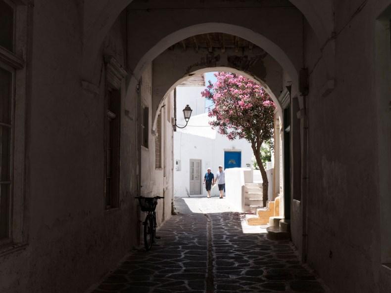 Mykonos, Naxos und Paros: Eine Fotoreise