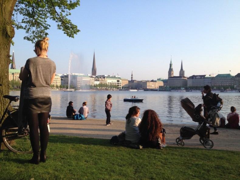 In Hamburg sagt man Tschüs