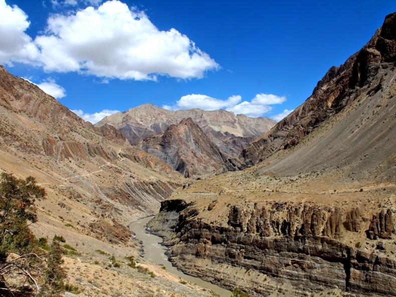 Von Zanskar nach Ladakh