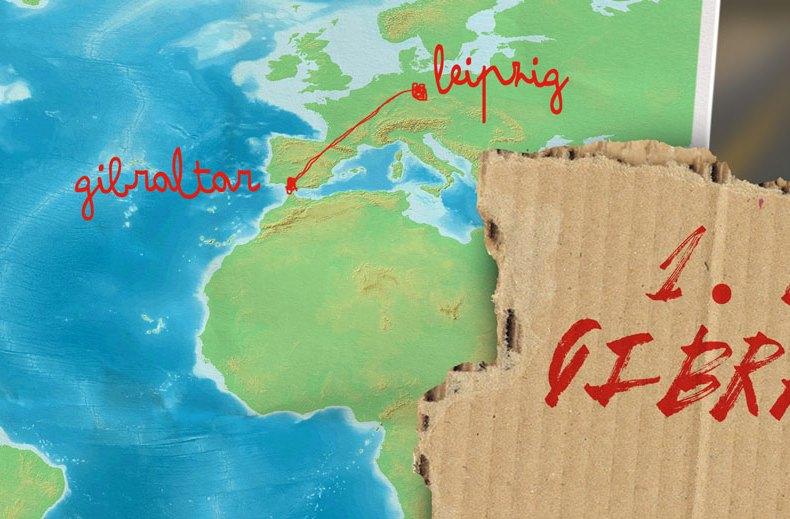 Von Leipzig nach Alaska per Anhalter: Eine Reise beginnt (1)