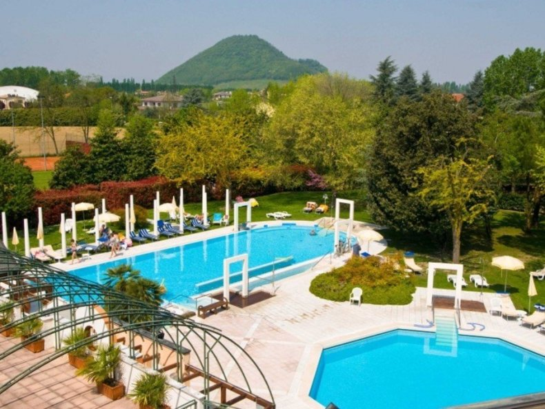 Entspannung pur: Das Terme Hotel Orvieto