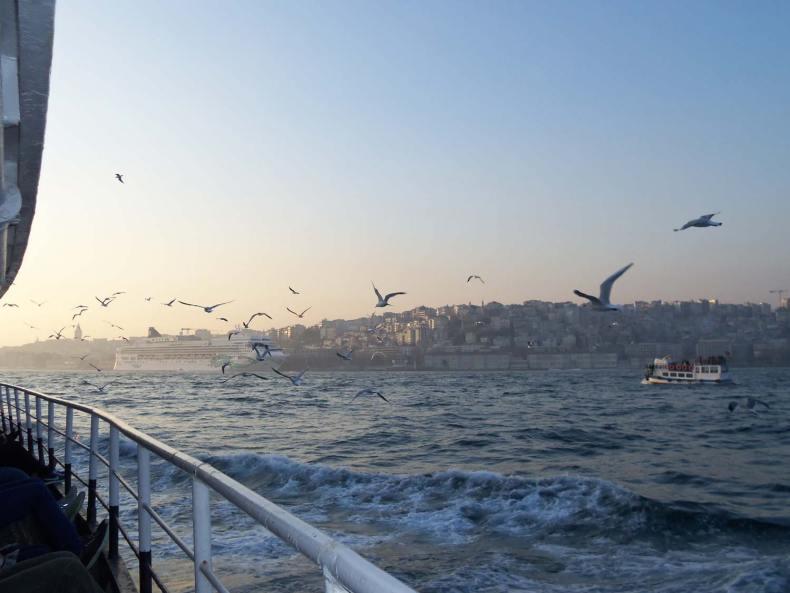 Eine Stadt zwischen zwei Welten – Ìstanbul